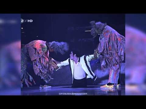 Michael Jackson - Thriller - Live Munich 1997- HD