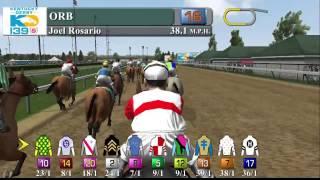 Ride the Kentucky Derby winner 2013 - Orb.