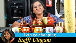 Shopping Vlog in Tamil - Steffi Ulagam | Thank you for the Silver Play Button