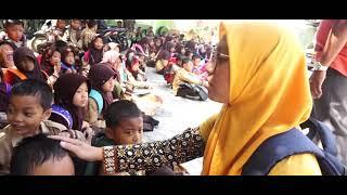 SD Negeri Bakulan Bantul Evakuasi  Mandiri Saat Gempa Bumi (Simulasi)