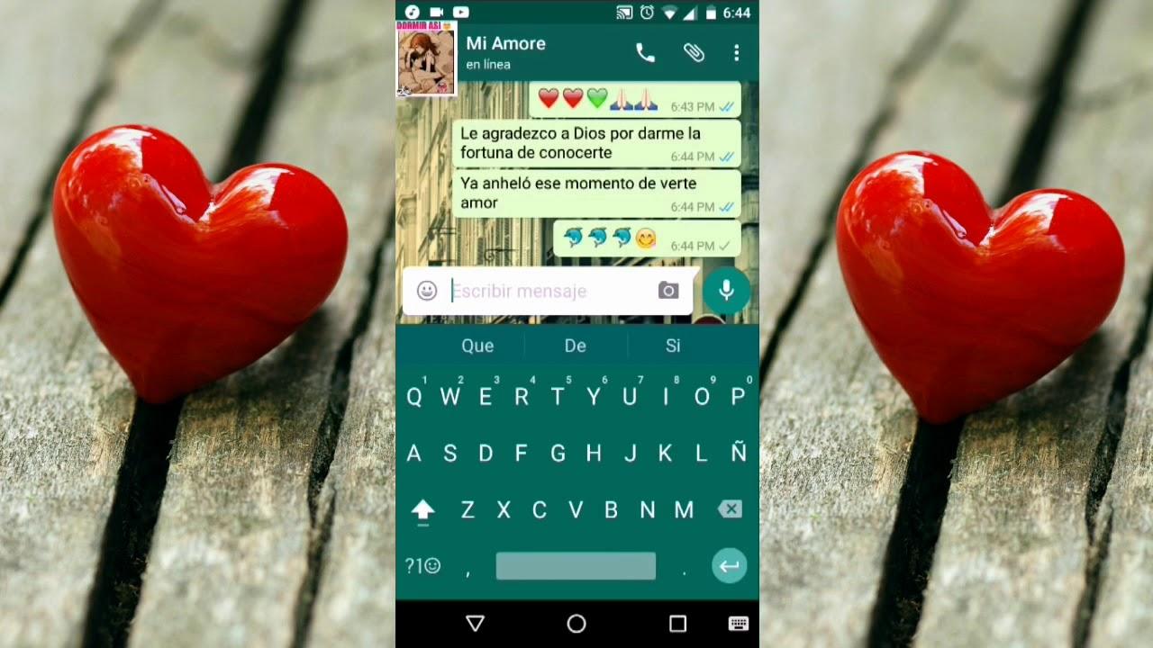 Como enamorar a un hombre a distancia por whatsapp
