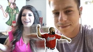 Infinite Jess: Bryce Harper's dad is really strong