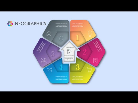Infographic tutorial illustrator beginner projects for photoshop