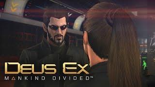 Лови наркомана! ● Deus Ex: Mankind Divided #14 [PC] 1080p60 Max Settings