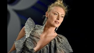 Happy 32nd Birthday Maria Sharapova!