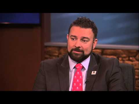 Danny Rodriguez Explains How Wounded Warrior Project Helped Him