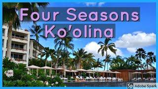 Four Seasons Resort in Oahu