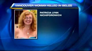 BT Vancouver: Vancouver Woman Stabbed In Belize
