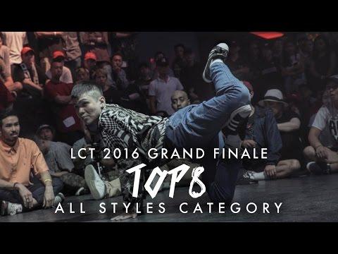 Alif Aircho vs Teddy | Top8 All Styles | Lion City Throwdown 2016 Grand Finale