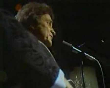 Johnny Cash - Ballad Of The Teenage Queen