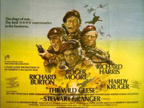 """""""The Wild Geese  OST  Roy Budd"""