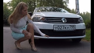 Работаю в такси на  Поло , Яндекс Драйв , Поло Седан , Volkswagen Polo
