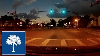 Driving in a TOTAL Solar Eclipse