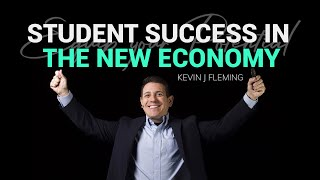 Student Success in the New Economy Promo