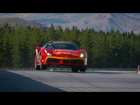 Highlands Supercar Fast Dash  - Ferrari 488 GTB Rides