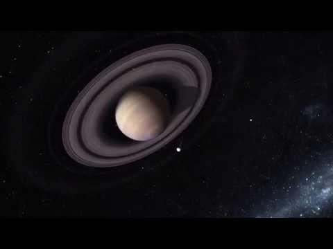 Путешествие по планетам. Saturn
