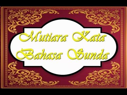 MUTIARA HIKMAH - Bahasa Sunda