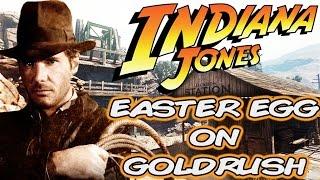 cod ghosts indiana jones easter egg on goldrush nemesis dlc call of duty