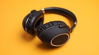 BEST Noise Cancelling Wireless Headphones? - Sennheiser PXC 550!