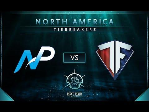 Team NP vs Freedom - TI7: NA Regional Qualifiers Group Stage Tiebreakers - @KBBQ @DotACapitalist
