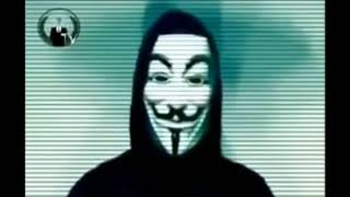 Anonymous - Message To Humanity II