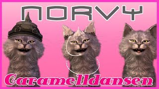 NORVY CARAMELDANSEN!
