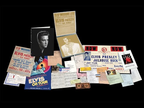 elvis-presley---história,-discografia,-fotos-e-documentos-/-parte-3-(final)-(umboxing)