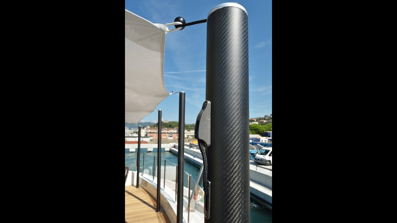 Seasmart Awning System Youtube