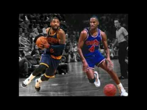 Ron Harper words against Kyrie Irving for wanting to leave Cavs got Karceno hot