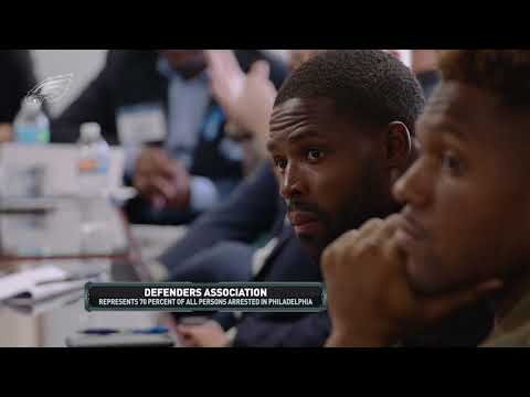 Jeffrey Lurie, Roger Goodell Get An Up-Close Look At Why Players Are Calling For Change