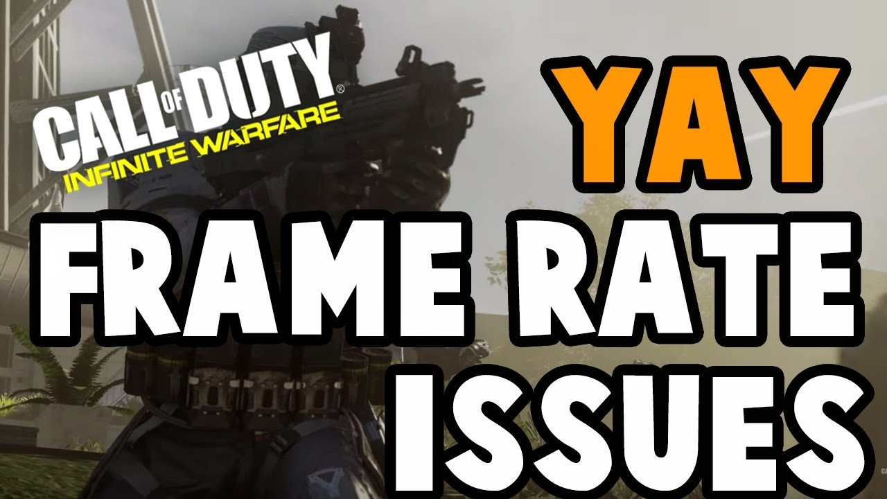 How To Fix Frame Rate Lag in INFINITE WARFARE!