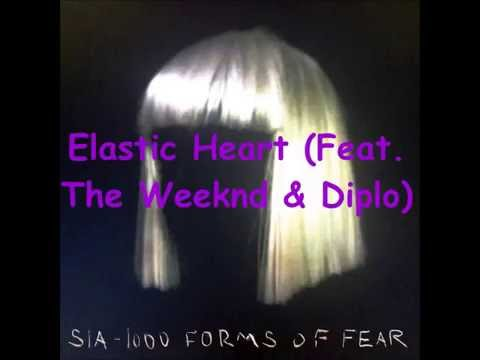 Elastic Heart (Feat. The Weeknd & Diplo) (Speed Up)
