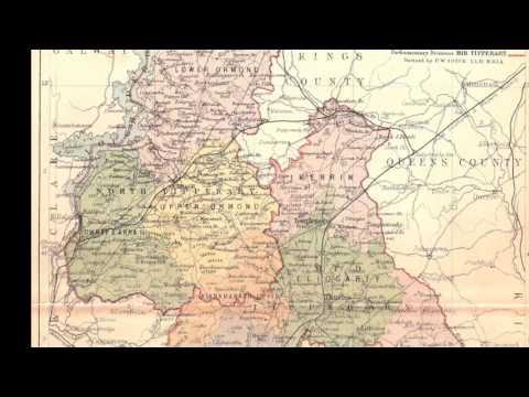 Ryan Family History; Co. Tipperary, Ireland. Irish genealogy IF#110