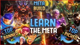 Learn The Meta   Ban, Pick & Build of Current Meta   Mobile Legends Bang Bang screenshot 3