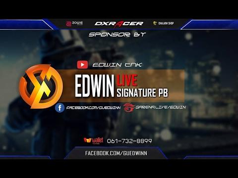 [ LIVE PB ] warm up DAY 15 #Edwin