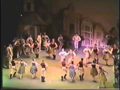 Magali Messac & Patrick Bissell - Coppelia (1st Act)