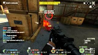 Payday 2 Cloaker Counter-strike Skill
