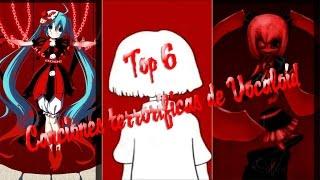 Top 6 Canciones Tetricas de Vocaloid