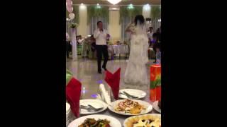 """жених поет невесте """"Моя голубка"""""""