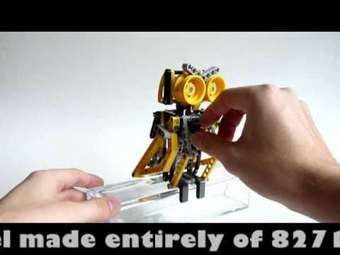 lego technic 8271 owl youtube. Black Bedroom Furniture Sets. Home Design Ideas
