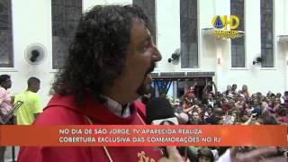 Missa de São Jorge na paróquia de quintino 23/04/2014