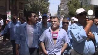 Le gouvernement grec tente de relancer le tourisme...