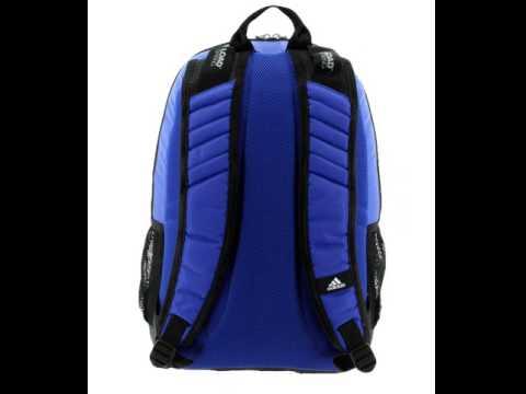 adidas - Prime II Backpack - YouTube 00dcfe56f6