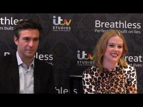 Breathless's Jack Davenport & Zoe Boyle