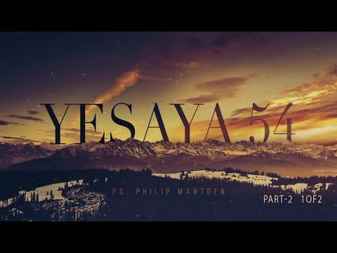 Yesaya 54:5-8 (1 Of 2) (Official Kotbah Philip Mantofa)