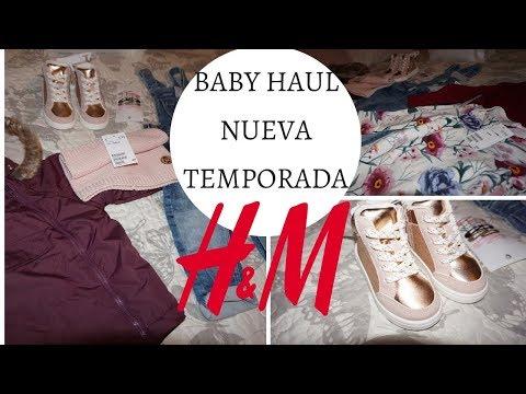 BABY HAUL NUEVA TEMPORADA H&M (La ropa de bebé más bonita)