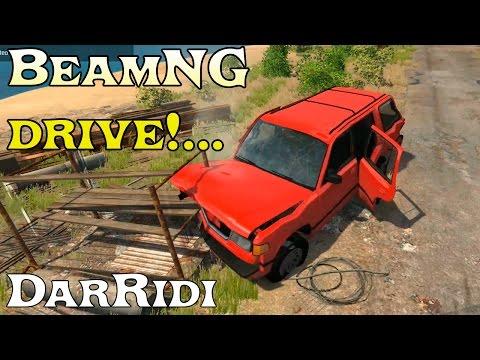 BeamNG drive битые машины - краш тест ( игра для мальчиков)