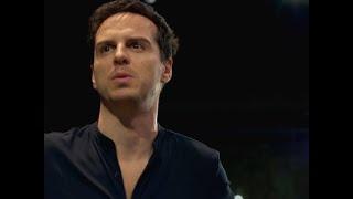 'Sherlock' star on lengthy 'Hamlet': 'I'll sleep when I'm dead'