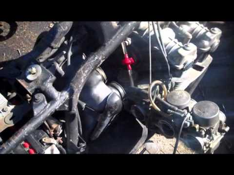 Honda Goldwing 1200 Wiring Diagram Four Wire Dryer Hookup How To Re Install Carbs The Easy Way Youtube