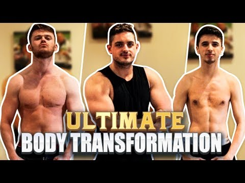 TheBurntchip Maxplays Finch - Ultimate 8 Week Body Transformation Part 4